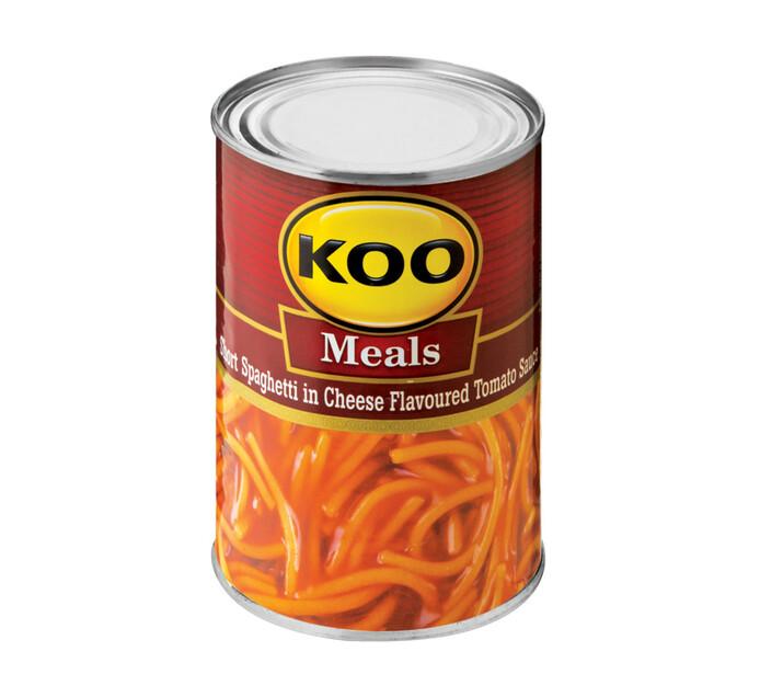 KOO Spaghetti in Tomato Sauce (1  x 410g)