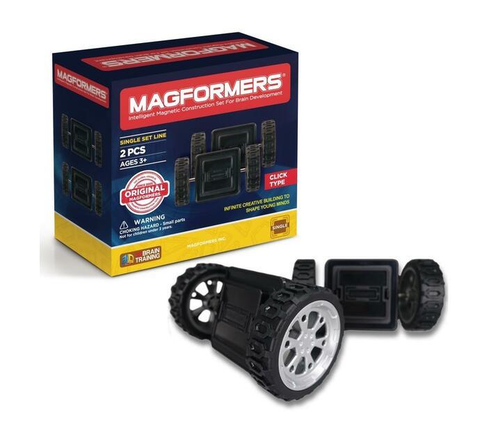 Magformers Click Wheels(2pcs) Set
