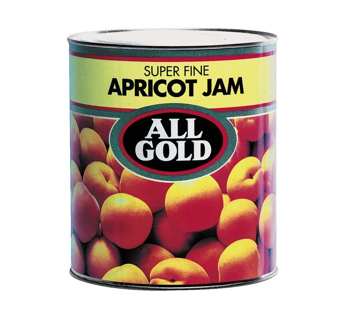 All Gold Jam Smooth Apricot (1  x 3.75kg)