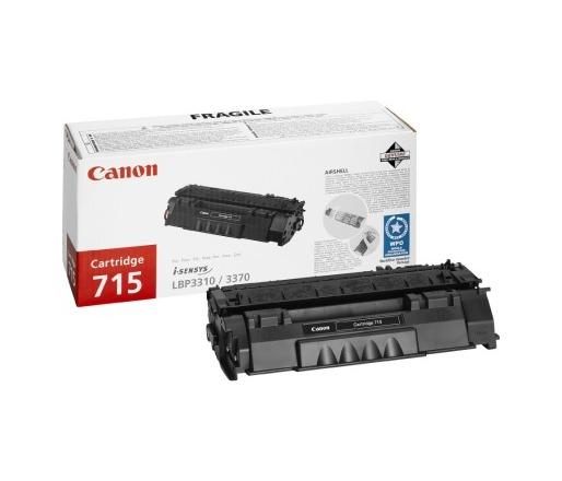 Canon Cartridge 715 Black Toner