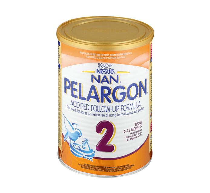 NAN Perlargon Infant Milk Formula 2 (1 x 1.8kg)