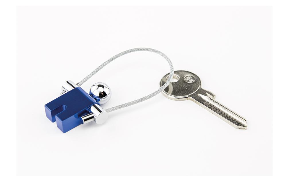 Troika Key-ring Jumper Blue
