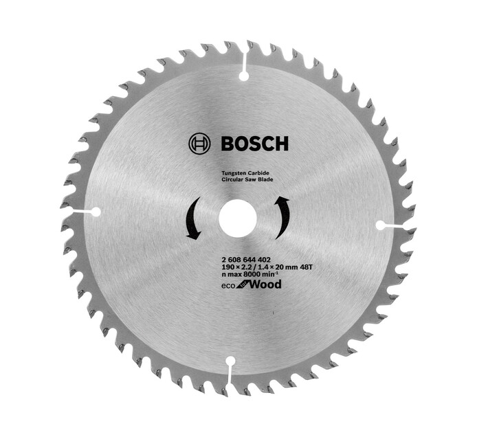 Bosch 190MM Eco Line Circular Saw Blade