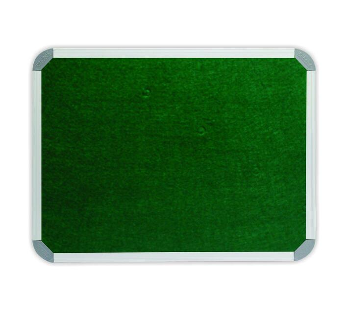 PARROT PRODUCTS Info Board (Aluminium Frame, 900*900mm, Green)