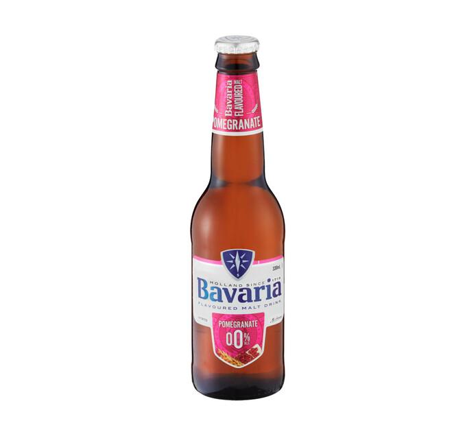 Bavaria Non-Alcoholic Pomegranate NRB (6 x 330ml)