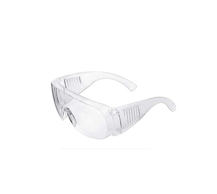 Health Safety Protective Goggles for Home, Medical, Lab and Workplace - (Pack of 5)