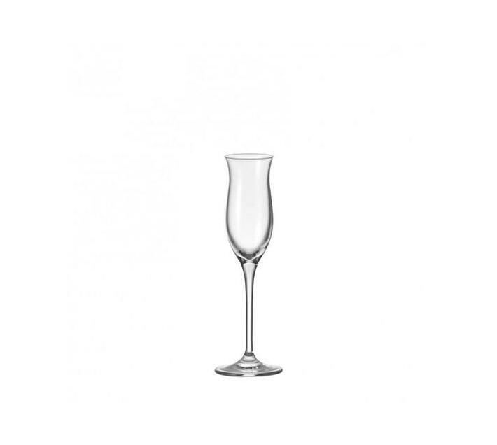 Leonardo Grappa, Sherry, Port, Liqueur Glass CHEERS BAR 90 ml Set of 6