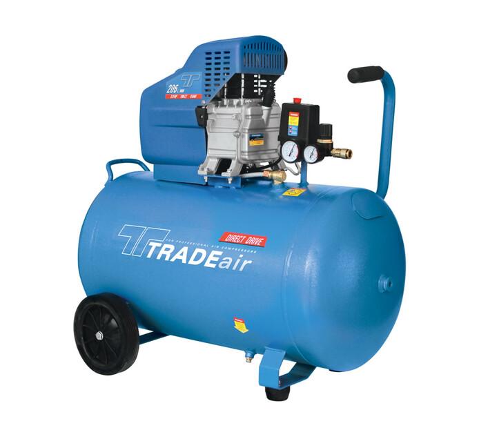 Tradeair 100L Lubricated Direct Drive Compressor