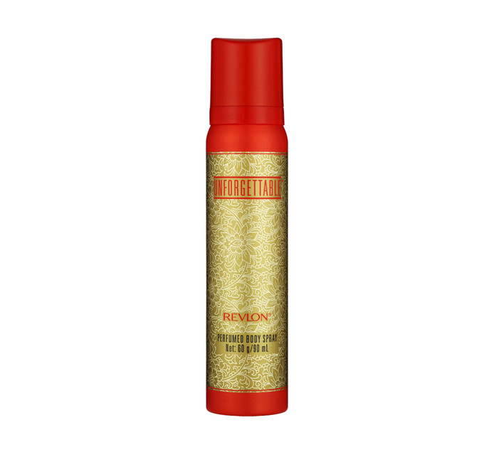 Revlon Body Spray Unforgettable (1 x 90ml)
