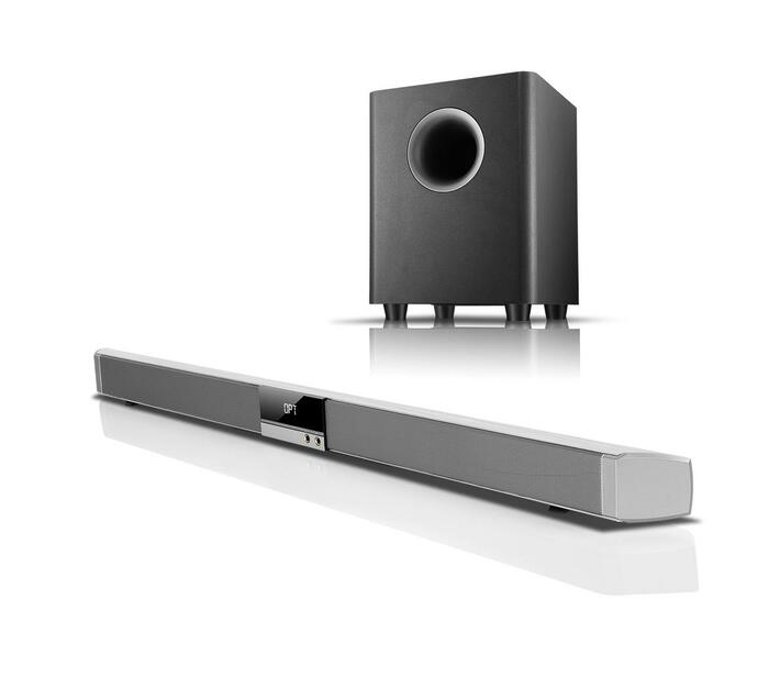 PARROT PRODUCTS Sound Bar Speaker + Wireless Bluetooth Subwoofer