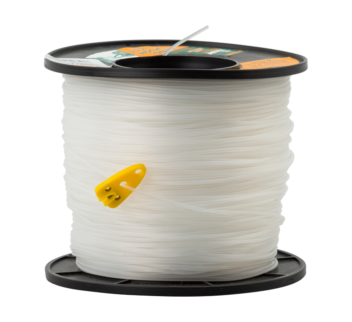 Trimtech 2.5 mm x 2 kg Reel White