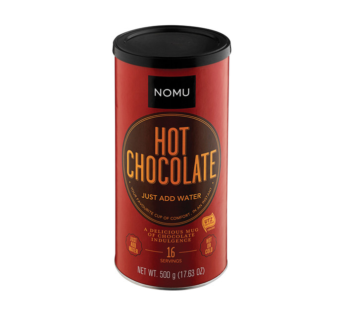 NOMU Hot Chocolate (1 x 500g)