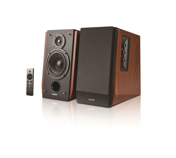 Edifier R1700BTs-BRO Active Bookshelf Speaker with Sub out