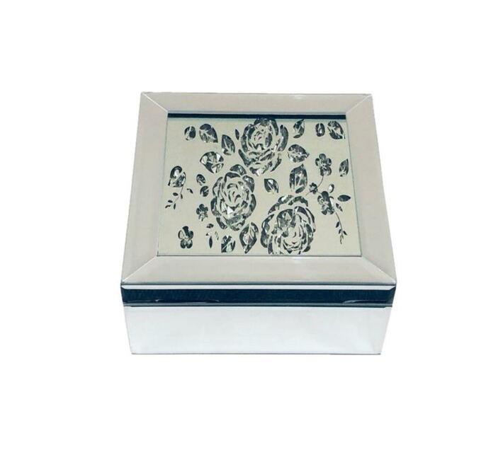 Jewellery box Large Rose pattern