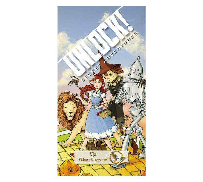 UNLOCK! The Adventures of Oz