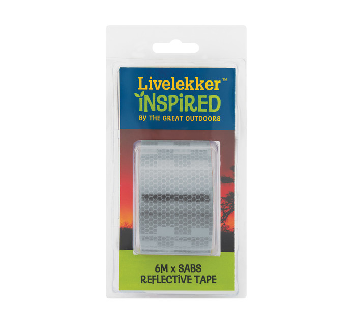 Livelekker 6 M Reflective Tape