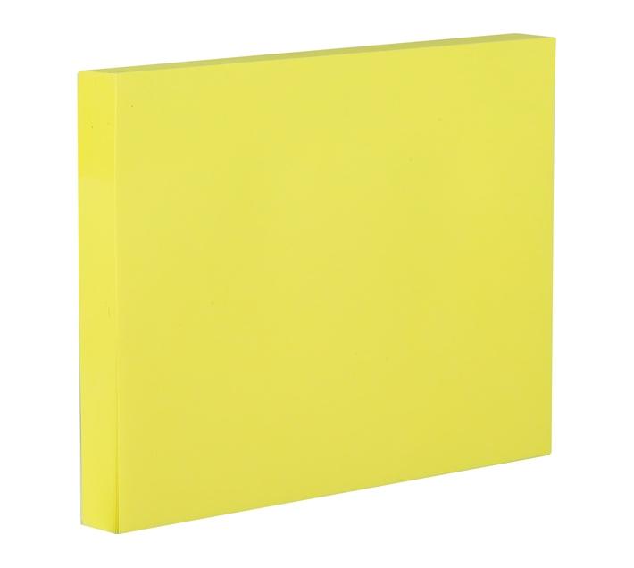 Deli Stationery Sticky Notes 76×101Mm 3``×4`` 100 Sheets Asst.