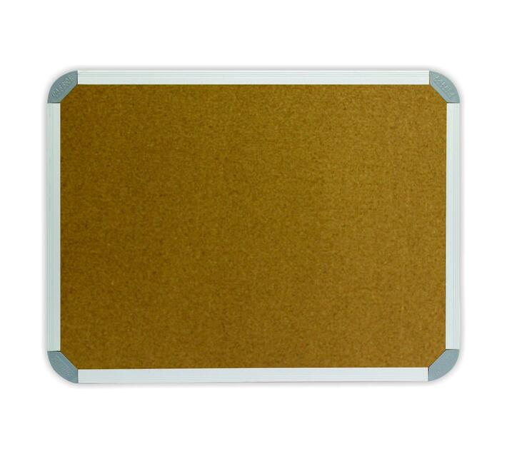 PARROT PRODUCTS Info Board (Aluminium Frame, 600*450mm, Cork)
