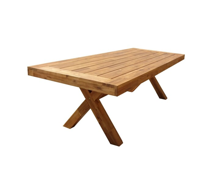 Organic Soul Sahara Wooden Dining Table