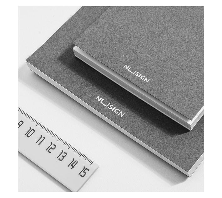 Nusign Notepad 148Mm*105Mm/70Sheets Asst.