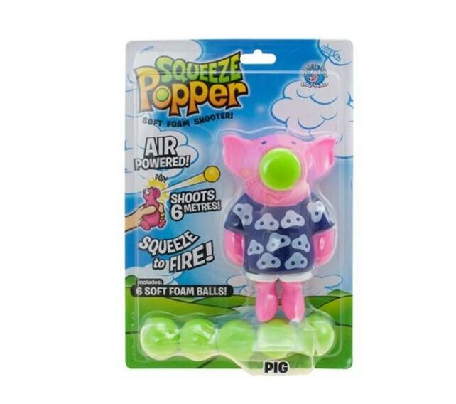 Squeeze Popper - Pig