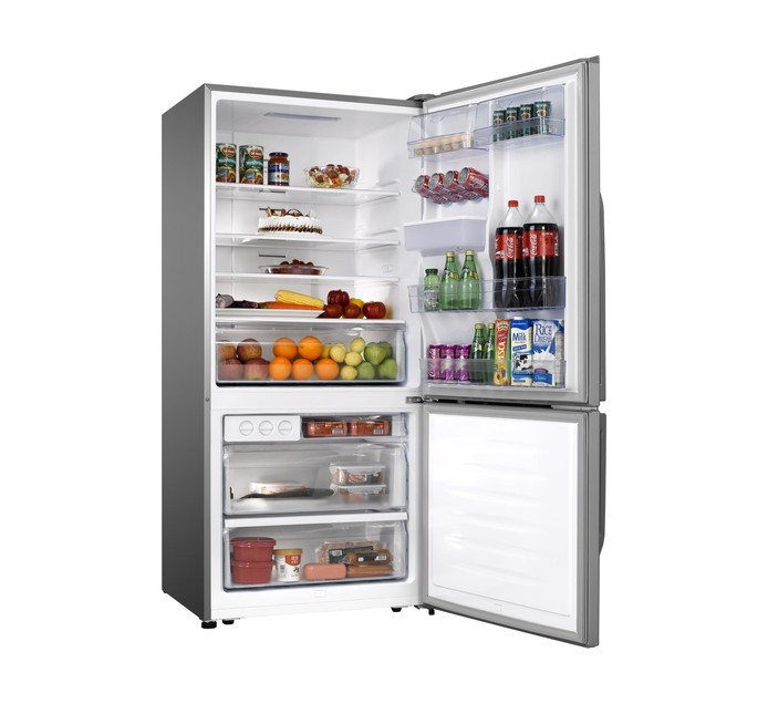 HISENSE 458 l Combi Fridge/Freezer with Water Dispenser