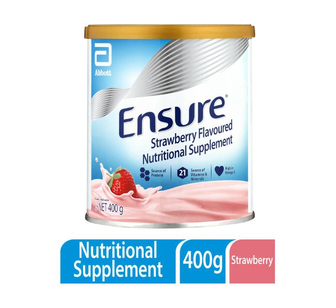 Ensure Ensure Strawberry (1  x 400g)