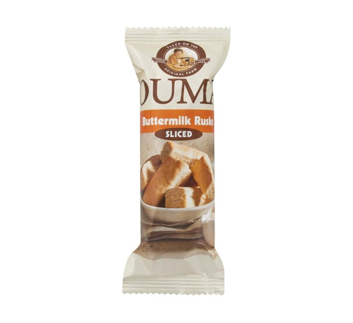 Ouma Single Rusks Buttermilk (8 x 30g)