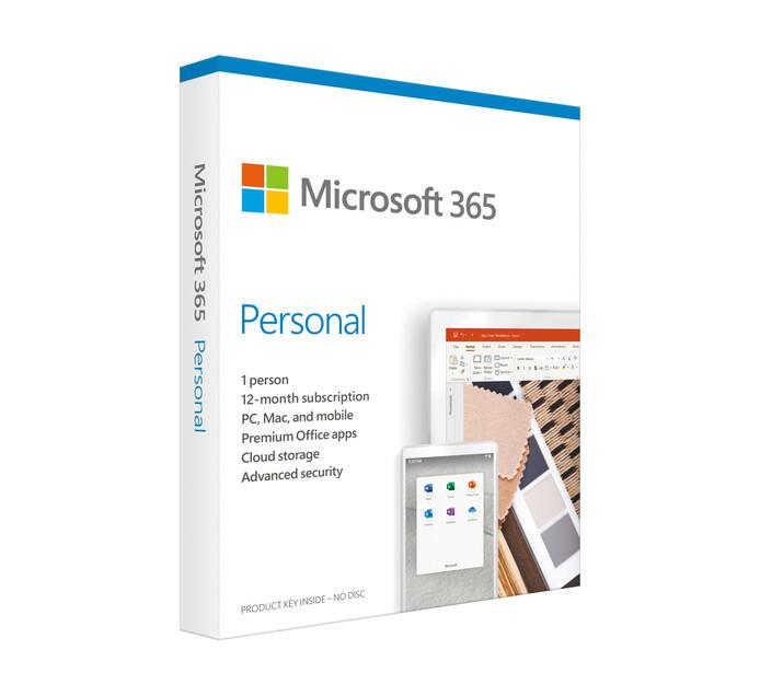 Microsoft 365 Personal (1 User)