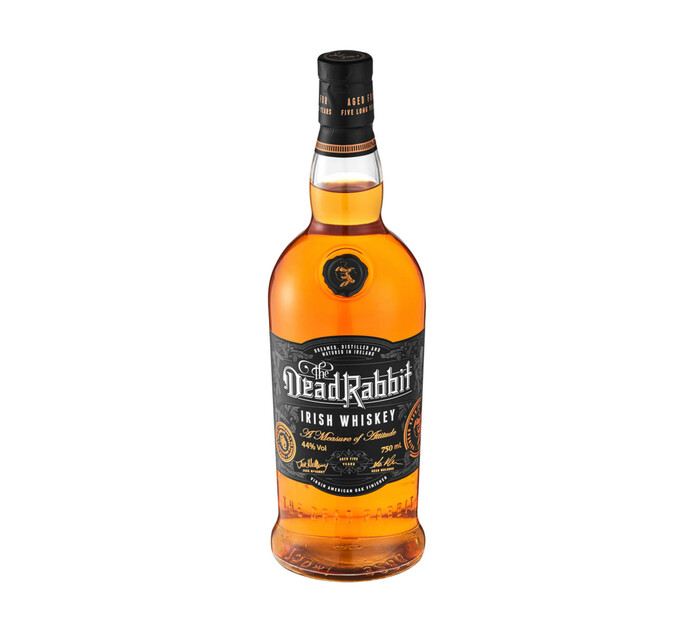 The Dead Rabbit Irish Whiskey (6 x 750 ml)