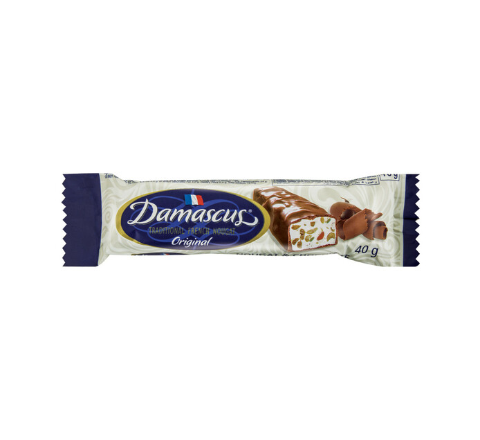 Damascus Nougat Original Milk Chocolate (40 x 40g)