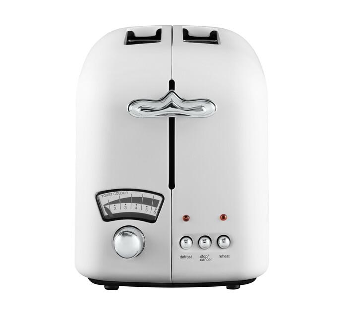 Delonghi 2-Slice Argento Toaster