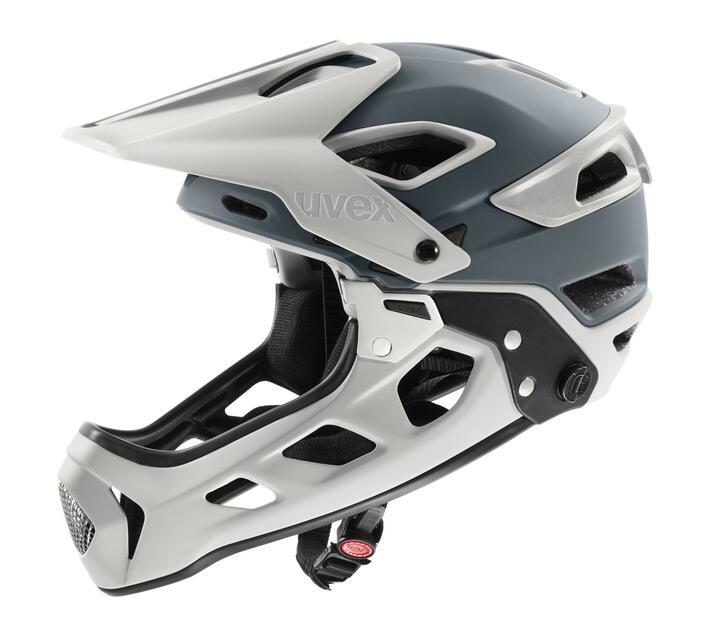 uvex Grey-Mat Jakkyl HDE Mountainbike Helmet