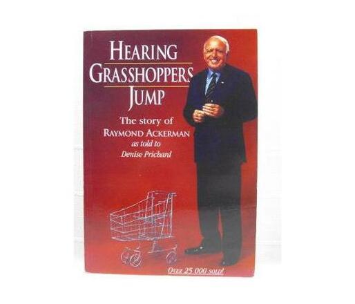 Hearing grasshopper jump