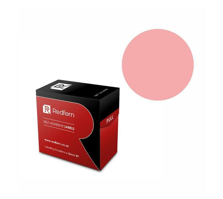 Redfern Self-Adhesive Colour Codes - C32 Pink