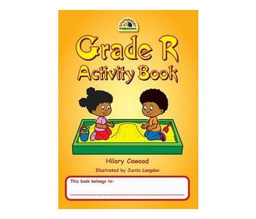 Grade R Activity Book : Grade R