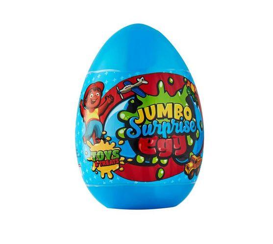 Jumbo Surprise Egg - Boys