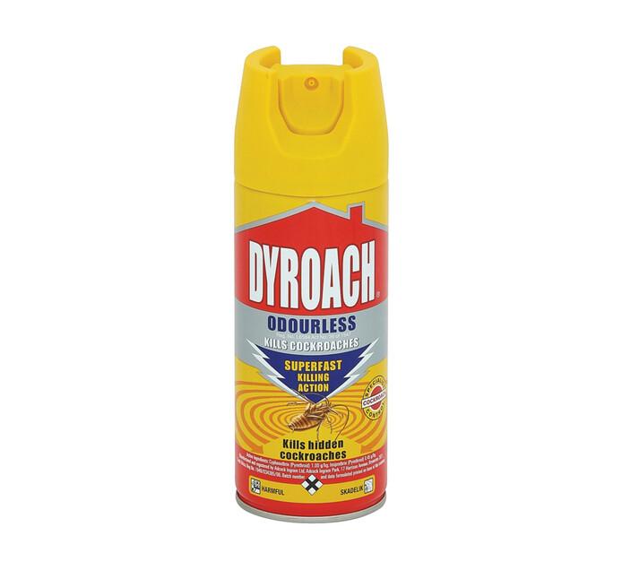 Dyroach Insect Spray Odourless (1 x 300 ml)
