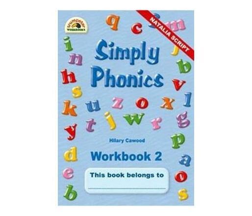 Simply Phonics : Workbook 2 : Grade 1