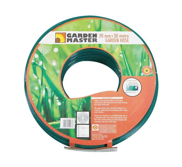 Gardenmaster 30 m x 20 mm Hose Pipe