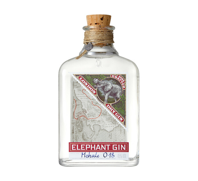 Elephant London Dry Gin (1 x 750ml)