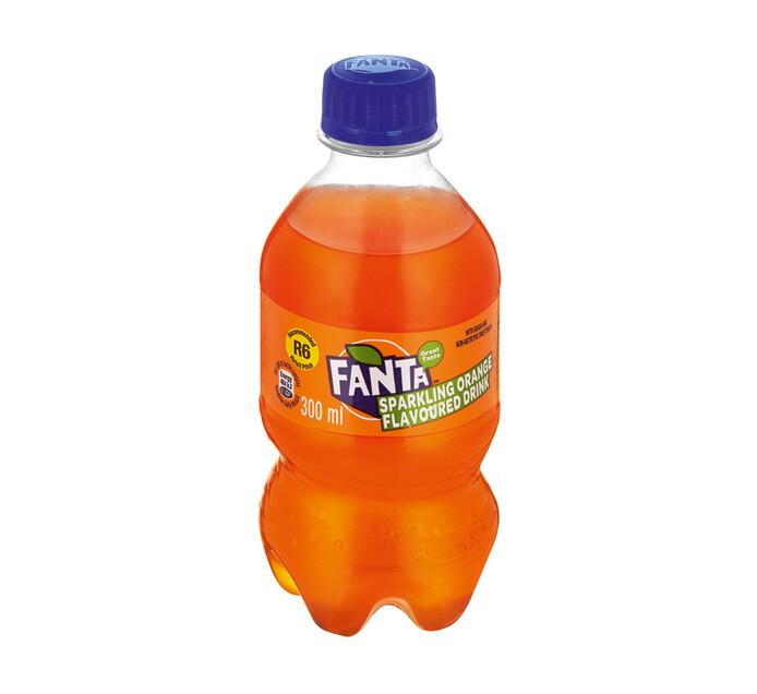 Fanta Soft Drink Orange 24 X 300ml Non Ret Csd Pet 500m 500ml Non Returnable Bottles Cold Drinks Soft Drinks Juices Beverages Liquor Makro Online Site