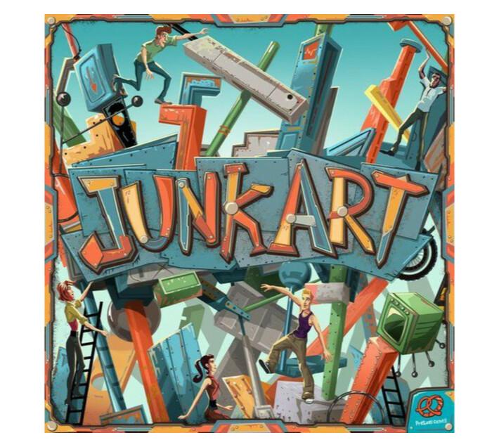 Junk Art 3rd Ed