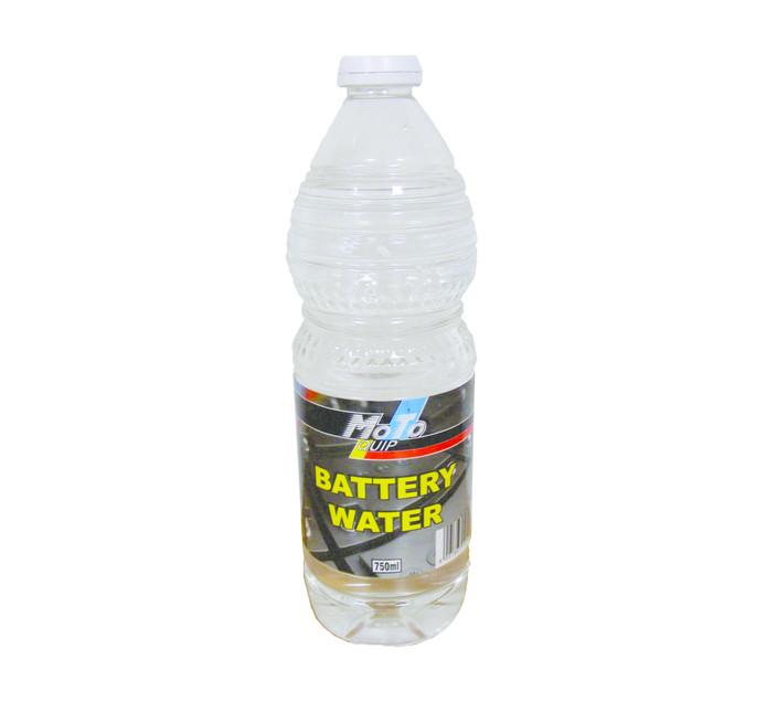 MOTO-QUIP 750ml Distilled Water
