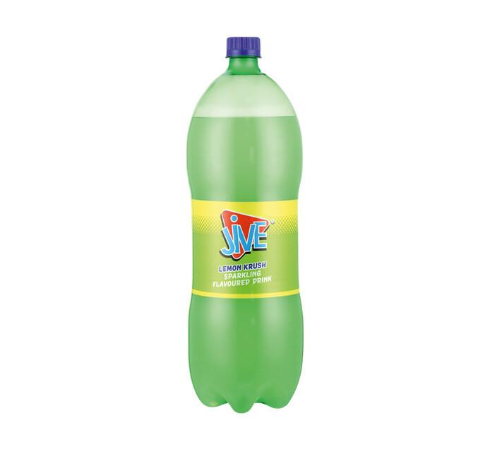 Jive Soft Drink Lemon Crush (1 x 2L)