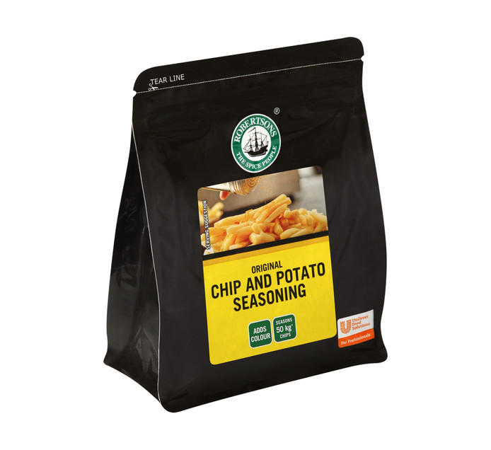Robertsons Chip and Potato Seasoning (1 x 500g)