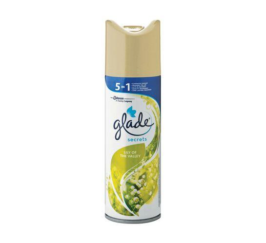 Glade Secrets Air Freshener Lily (6 x 180ml)