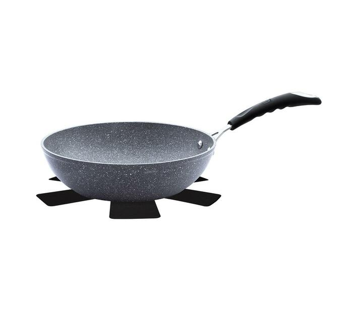 Berlinger Haus Stone Touch Line 28cm Marble Coating Wok
