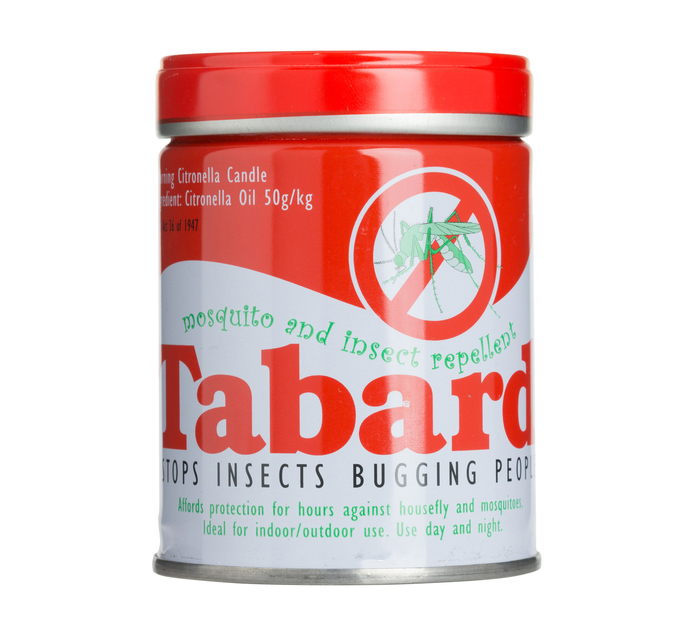 Tabard Citronella Candle (1 x 240 g)