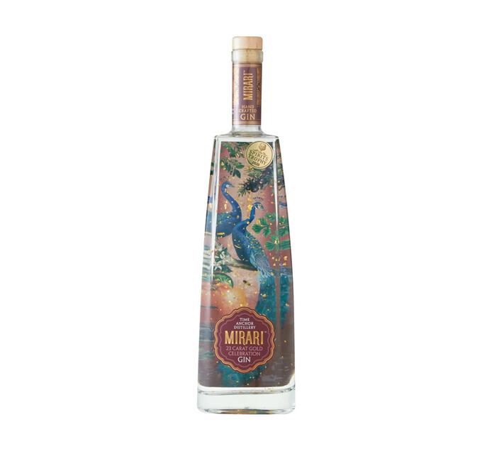 Mirari Limited Edition Celebration Gin (1 x 750ml)